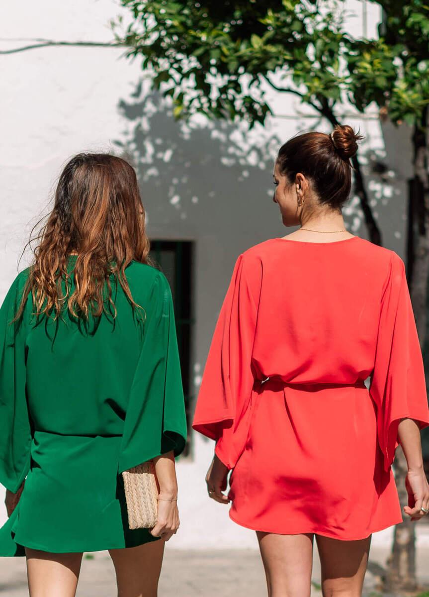 mujer  comodo kimonos moda summer