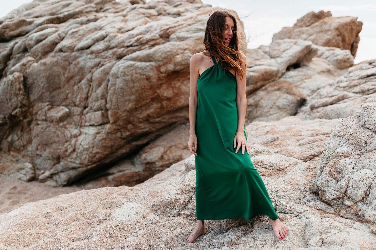mujer  vestidos